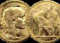 20 francs Marianne Coq : l'achat en or de référence